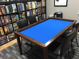 Love Your Gaming Table Like These Cool People Do