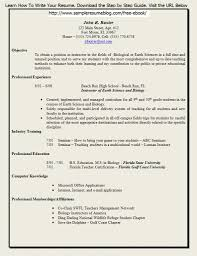Free Resume Templates For Teachers To Download Free Resume Template Examples Savebtsaco 2