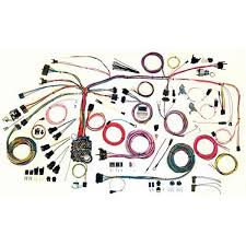firebird complete car wiring harness kit, classic update, american wiring harness diagram at Car Wiring Harness
