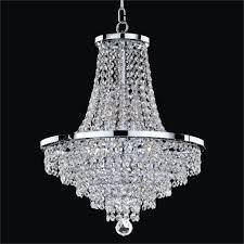 nice crystal chandelier lighting fixtures modern crystal chandeliers allmodern wayfair