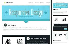 html5 newsletter template. Email Template Html5 Responsive Newsletter Free Html5 Email Template