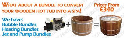 hot tub diy kits