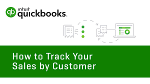 track sales online how to track your sales by product or service quickbooks online