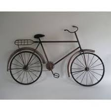wood metal large bicycle wall art zulilyfinds office space pinterest woods walls and office spaces on metal vintage bicycle wall art with look what i found on zulily wood metal large bicycle wall art