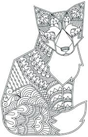Hard Cat Coloring Pages At Getdrawingscom Free For Personal Use