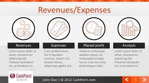 Powerpoint Financial Financial Report Fullhd Powerpoint Template