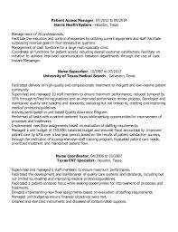 patient access manager - Patient Access Specialist