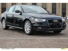 black audi a4 2015. Delighful Black Brilliant Black  BeigeBlack Audi A4 20T Premium Throughout 2015 L