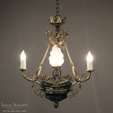 antique french empire chandelier