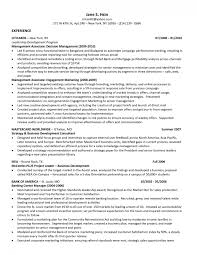 Mccombs Resume Template