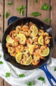 Lemon Garlic Butter Shrimp Recipe ...