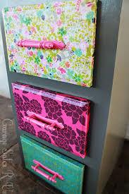 diy girly room decor pinterest. diy teen room decor ideas for girls | mod podge dresser drawers with scrapbook paper diy girly pinterest
