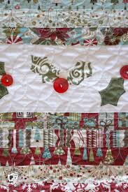 Christmas Table Runner Patterns Inspiration Merry Cheer Quilted Christmas Table Runner Pattern The Polka Dot