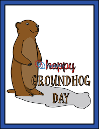 groundhog day archives english unite english unite clip art image for happy groundhog day sign