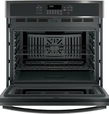 ge 30 built in single electric convection wall oven black stainless steel jt5000blts best