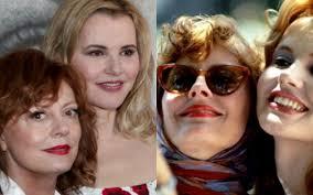 Geena Davis e Susan Sarandon, 25 anni dopo Thelma e Louise insieme a Cannes  – Tvzap