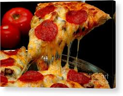 pepperoni pizza slice. Perfect Slice Pizza Acrylic Print Featuring The Photograph Pepperoni Slice By Danny  Hooks For