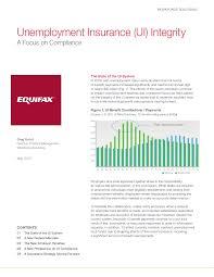 unemployment insurance ui integrity a focus on compliance