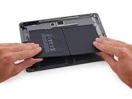 changer batterie ipad 1