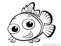 Fish Coloring Pages - GetColoringPages.com