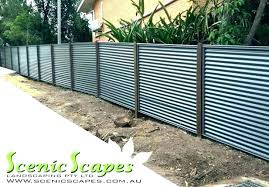 corrugated metal fence diy corrugated metal fencing corrugated metal cost how to build a much does corrugated metal fence