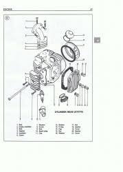 atv repair shop manual cylinder head diagrams chinese atv repair shop manual cylinder head diagrams