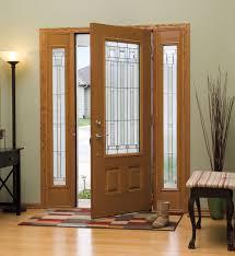 Decorations : Brown Fiberglass Door Design Ideas Modern ...