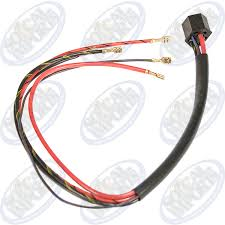 volkswagen switches relays for volkswagen bug super beetle volkswagen ignition switch harness bug ghia super beetle 72 74