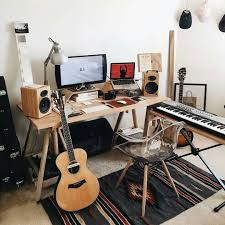 bedroom music studio. Perfect Music Setting Up An Ideal Guitar Practice Space  Gear Finder And Bedroom Music Studio Pinterest