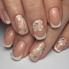 Easy French Nail Designs