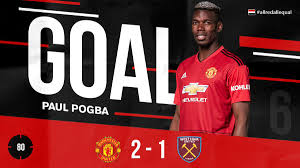 Manchester united boss ole gunnar solskjaer is hoping daniel james will be fit to take on west ham on sunday. Manchester United Vs West Ham 2 1 Highlights Download Video Am Onpoint Tv