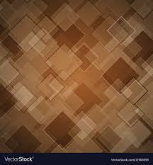 Brown Background Abstract Brown Background With Rhombus Royalty Free Vector