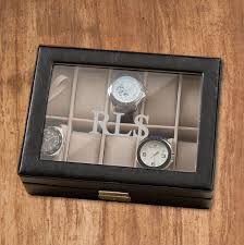 men s watch box personalized engraved groomsmen gift birthday men s watch box personalized engraved groomsmen gift birthday gift for him wedding gift father s day