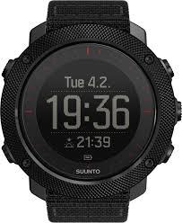 Спортивные часы <b>Suunto</b> Traverse Alpha, черный, красный