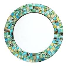 glass mosaic mirror glass mosaic mirror stained glass mosaic mirror frame