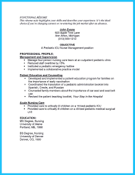 Critical Care Nurse Skills For Resume Free Resume Example And