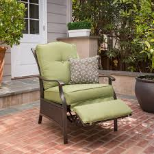 Small Picture Better Homes and Gardens Providence Outdoor Recliner Walmartcom