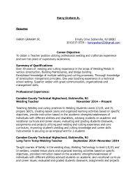 Harry Graham Jr. Resume: HARRY GRAHAM JR. 8 Kelly Drive Sicklerville, NJ ...