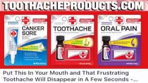 exposed tooth nerve pain relief