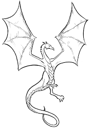 dragon coloring pages to print az coloring pages coloring pages black