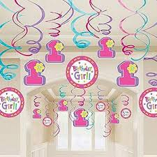 girls 1st birthday party swirls love the colors abby cadabby