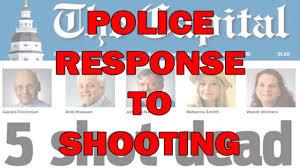 police response to the capital gazette shooting leo round table episode 596