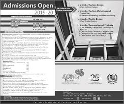 Art And Design Universities In Islamabad Admission