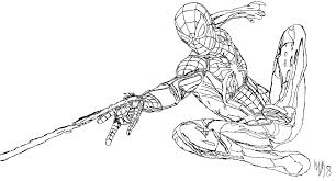 Coloring pages easy spiderman free to print. Ps4 Coloring Pages Coloring Home