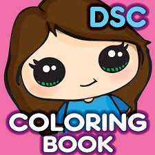 Cute coloring pages can keep you occupied for hours. Draw So Cute Coloring Book Youtube