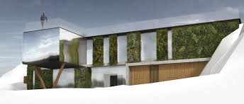 planning approved in open countryside for earth sheltered eco house