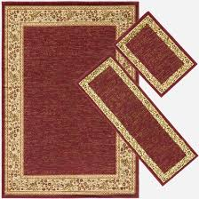 Area Rugs : Magnificent Red Kitchen Rugs And Mats Inspiring Burgundy For Area  Rug Sets Intended Great Inside Shaw Large Cheap Runners Throw Pad Washable  ...