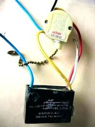 4 wire ceiling fan pull chain switch 3 sd