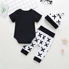 2018 Baby <b>Boy Clothing Summer</b> Short Sleeve <b>Handsome</b> just like ...