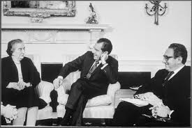 Nixon Administration Cabinet The Yom Kippur War 40 Years Of Survival Richard Nixon Foundation